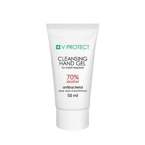 Cleansing hand gel no water required 50 ml