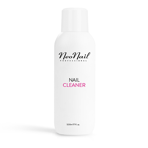 Cleaner NeoNail жидкость для снятия липкого слоя и обезжиривания 500мл