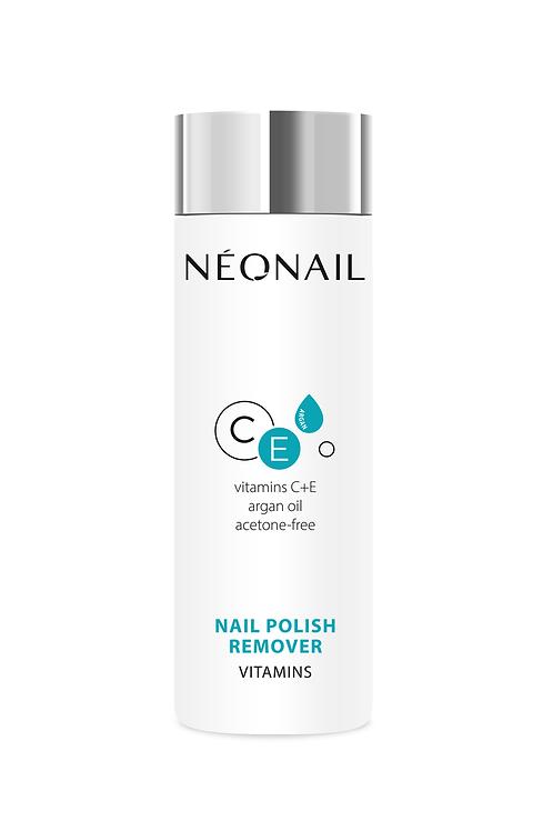 Nail Polish Remover with Vitamins 200ml