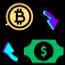 Vergleich von Kryptowährungen zu Fiat Währungen