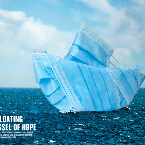 Mercy Ships Poster