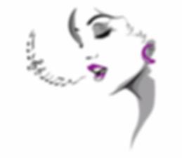 15-150565_female-girl-head-musical-notes