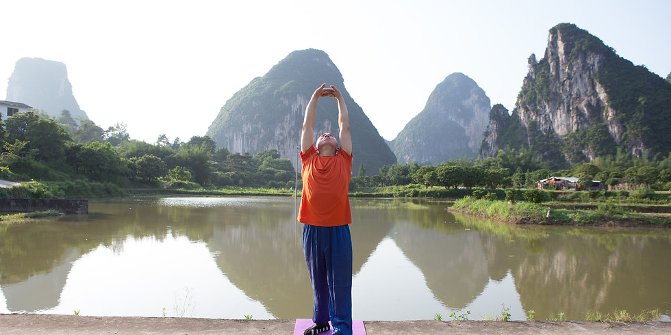 Zhineng Qigong Supplemental Practices - 5 Day Retreat