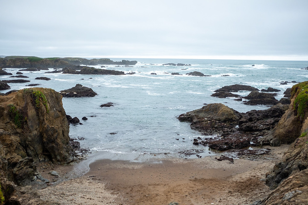 Glass Beach Cove