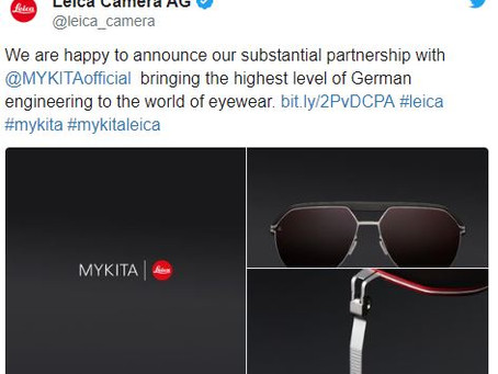 Is Leica truly becoming a fashion brand?