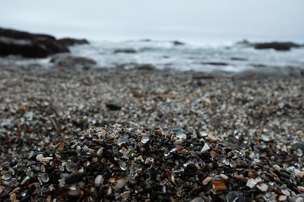 Glass Beach Sand