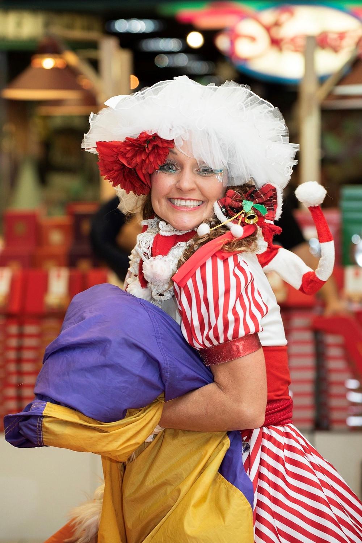 Solano Town Center Holiday Entertainment Fairfield CA
