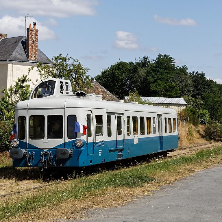 JEP 2021 - Transvap - Chemin de fer touristique de la Sarthe