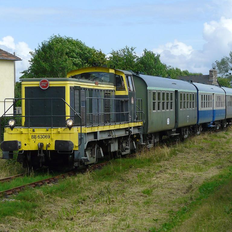 JEP 2021 - Train Touristique du Cotentin