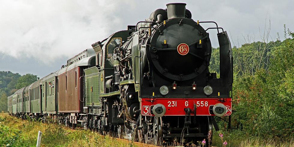 JEP 2021 - Sotteville-lès-Rouen - Pacific Vapeur Club