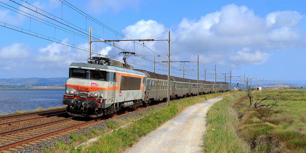 Train Spécial de Toulouse à la Côte Vermeille