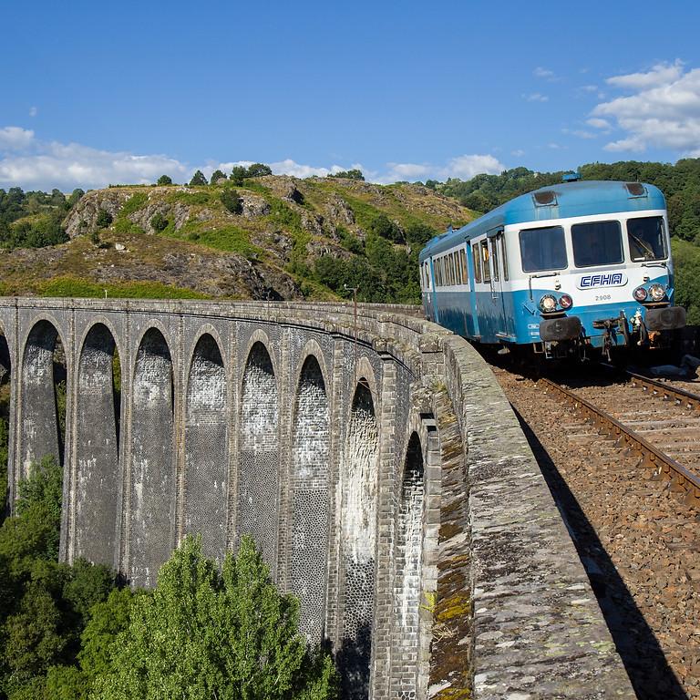JEP 2021 - Chemin de fer de la Haute Auvergne - Bort