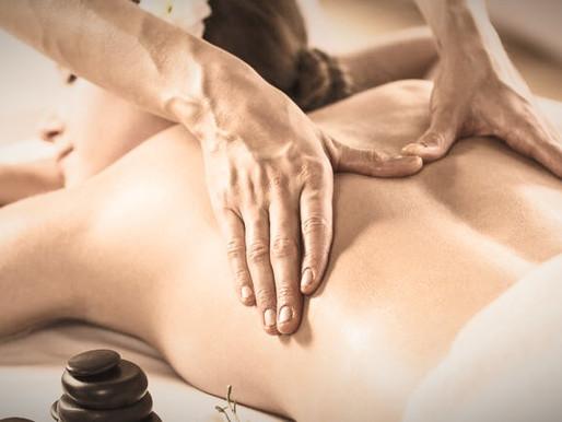 Was sind die Vorteile einer pflegenden und entspannenden Massage?