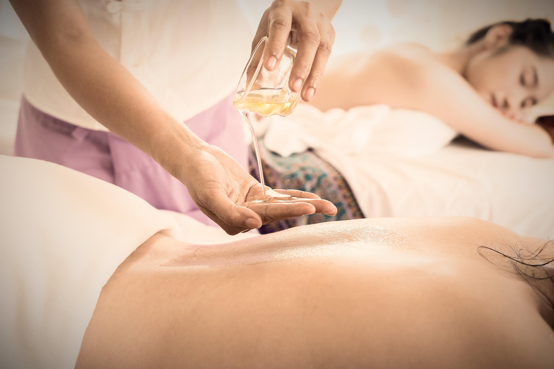 Energetische Wellnessmassage