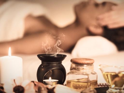 Was ist eine Aromatherapie-Massage und wie wirkt sie?