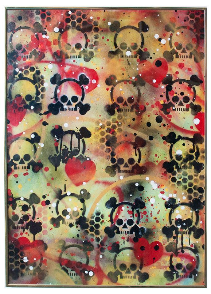 Rows of Bones
