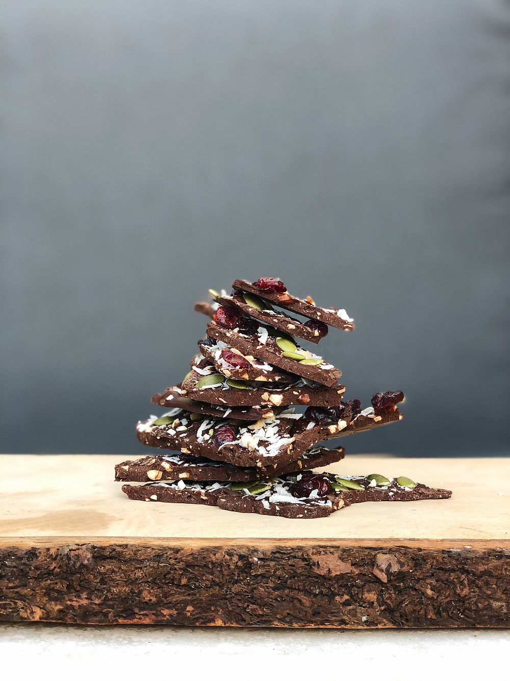 Dark Chocolate Superfood Stack