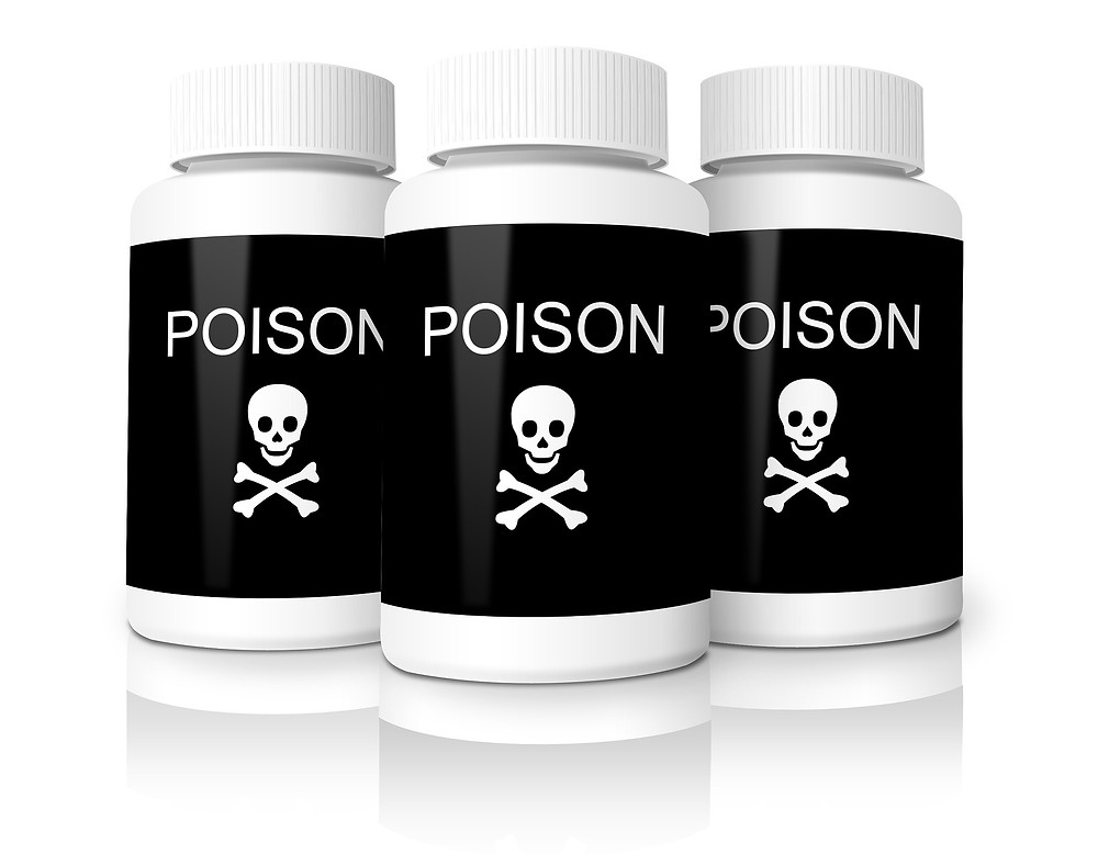 poison toxic products