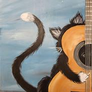 My Cat Clapton