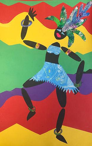 Matisse Dancer