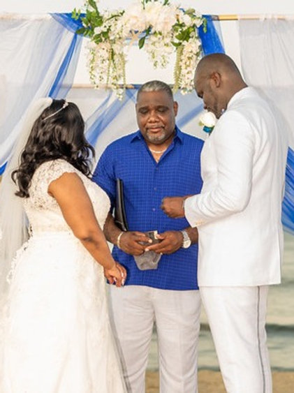 Wedding Officiant/Minister