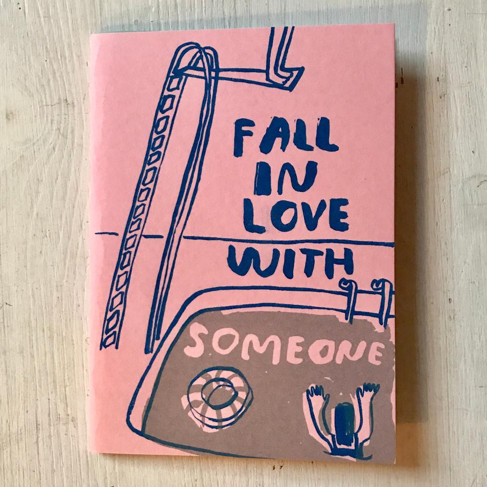 Fall in Love Zine