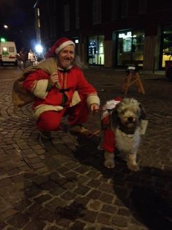 Pippo Natale e Babbo Natale