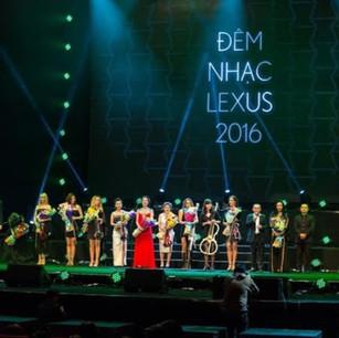 Lexus Concert 2016