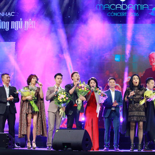 Macadamia Vietnam Concert - Trai Tim Khong Ngu Yen
