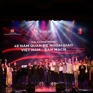 Gala Concert - 45 years of Diplomatic Relations between Denmark & Vietnam