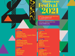 ASEAN Music Showcase Festival 2021 Unveils Lineup
