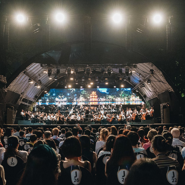 Vietnam Airlines Classic - Hanoi Concert with the London Symphony Orchestra