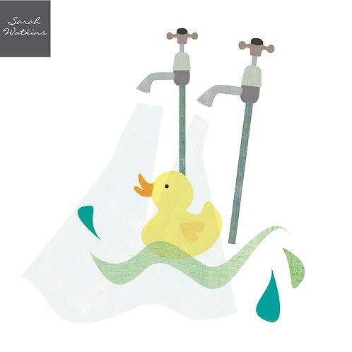 Bathtime Ducks
