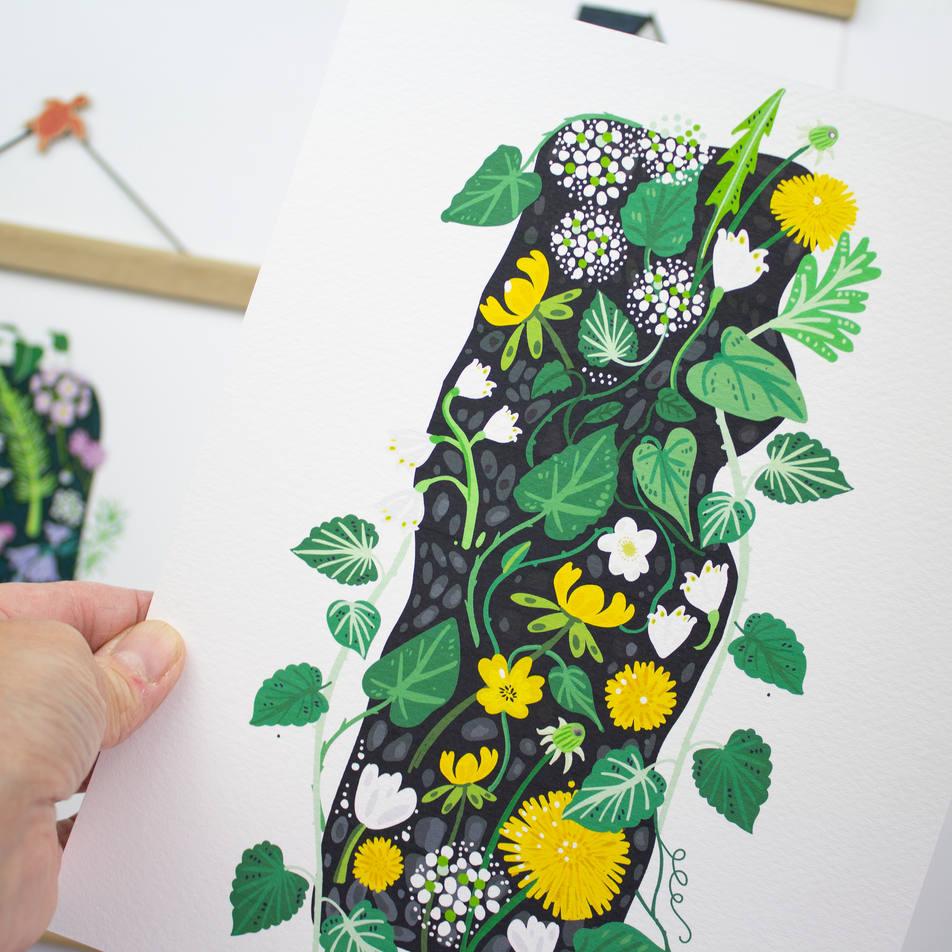 dandelion giclee print.jpg