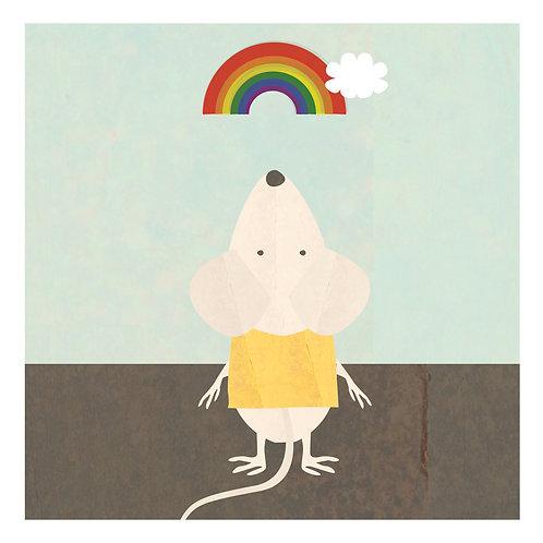 Rainbow Mouse
