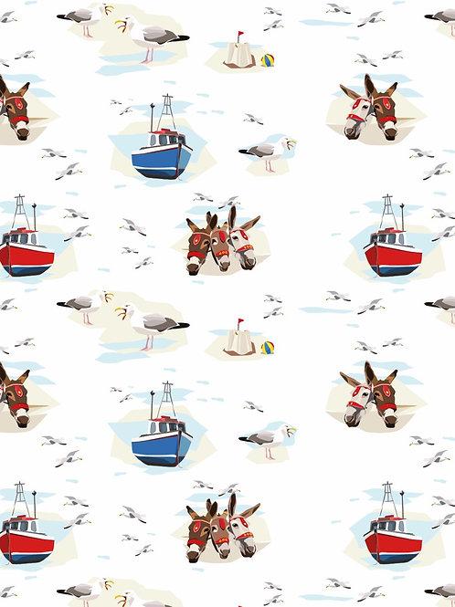 Boats & Donkeys