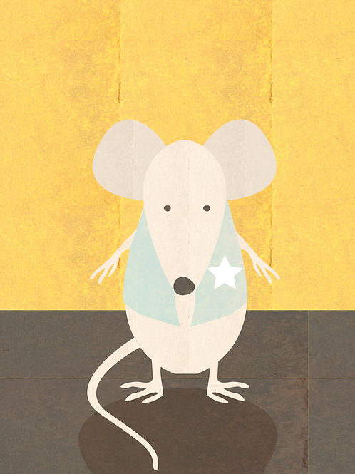 Little Sheriff Mouse