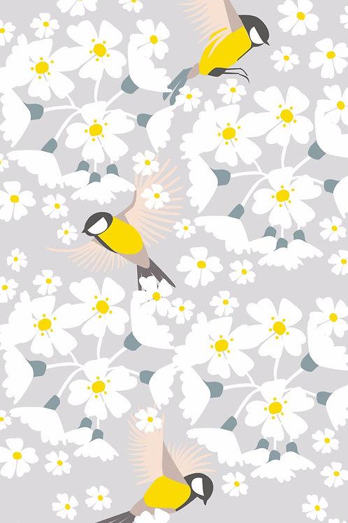 Bird & Primula