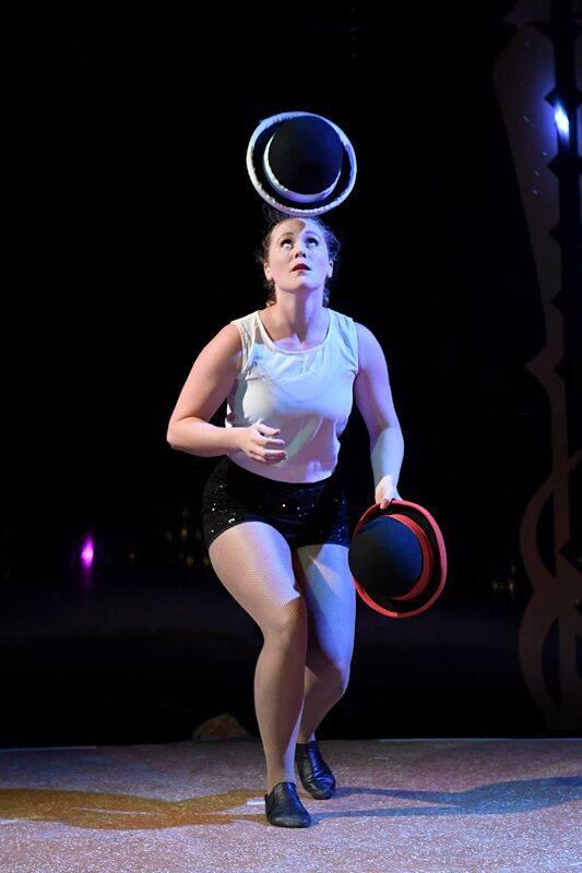 Hat Juggling