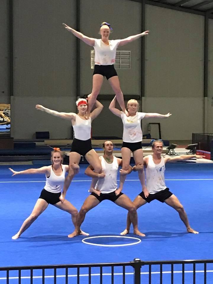 Community Performance - Berri Gymnastics Club