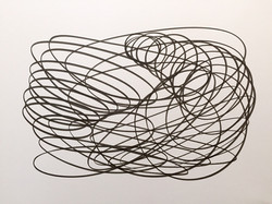 One Liners, #9 Ink on Paper.jpg