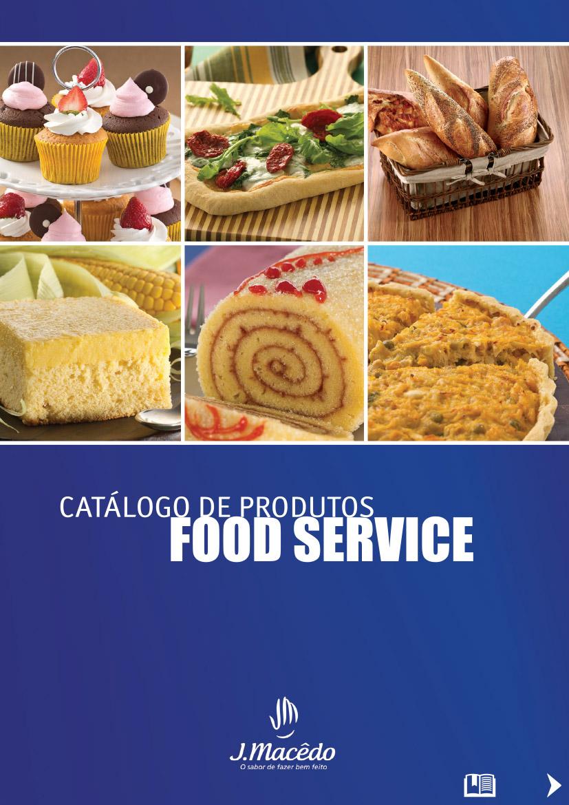 Catálogo de Produtos JMacêdo