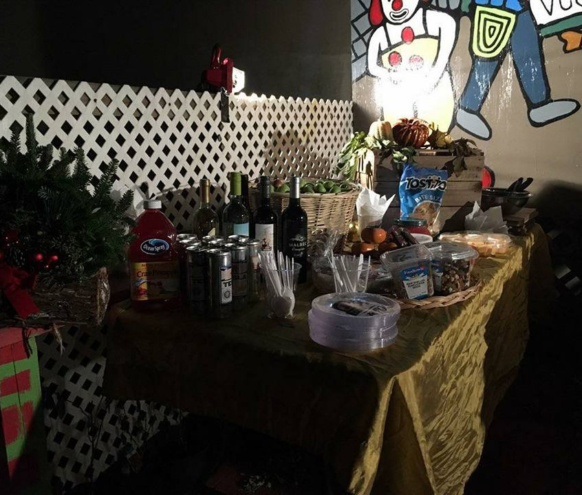 Communal Dinner 2017 - Saturday (1)