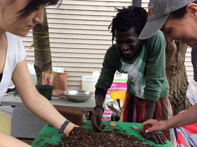 2017 Earth Day Celebration! Mark Your Calendars for our Farm Workday and Seed Starting Workshops: Ap