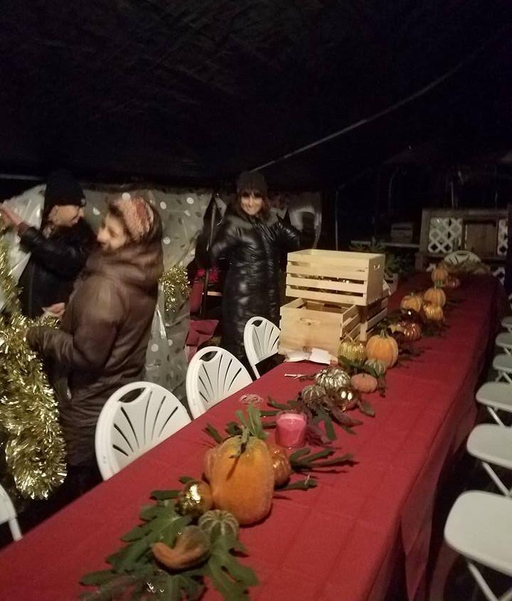 Communal Dinner 2017 - Saturday (18)