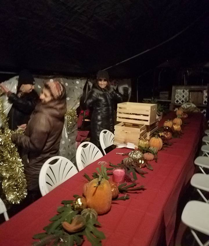 Communal Dinner 2017 - Saturday (18)