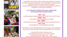 Life and Death Celebration, Saturday Oct 30th, 12p - 6p