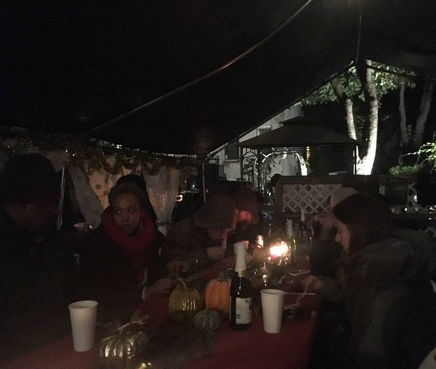 Communal Dinner 2017 - Saturday (7)