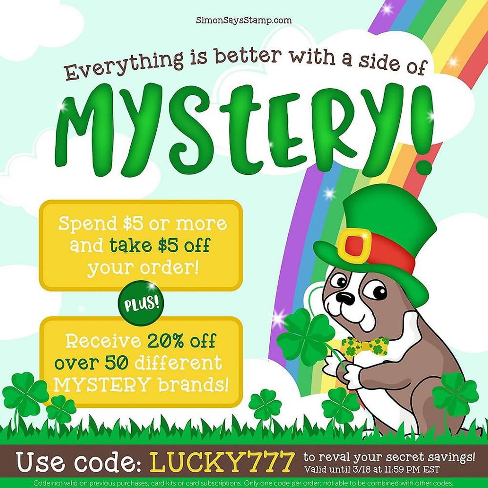 SSS Mystery Sale