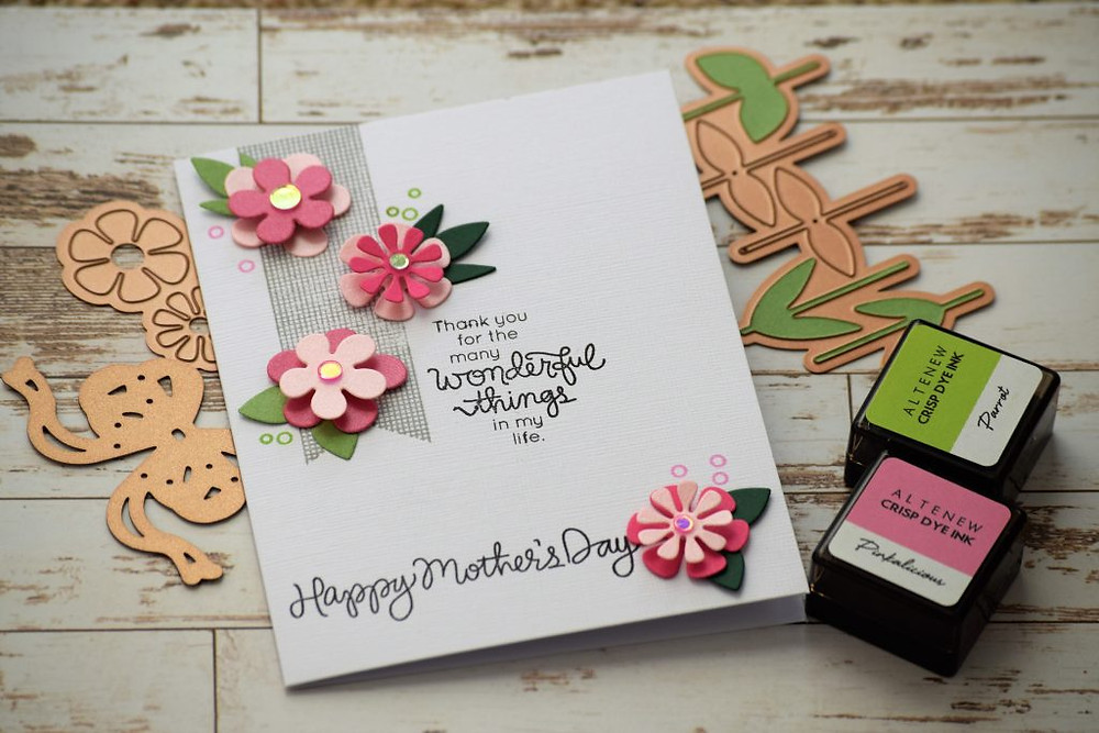 Mother's Day card 1a